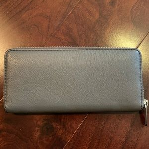 Marc By Marc Jacobs Bags - BNWT Marc by Marc Jacobs Grey Zip Around Wallet